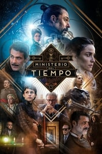 copertina serie tv Il+Ministero+del+Tempo 2015