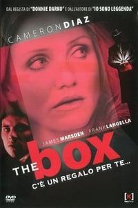 copertina film The+Box 2009