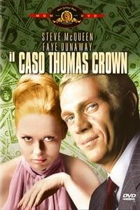 copertina film Il+caso+Thomas+Crown 1968