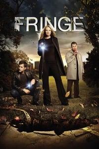 copertina serie tv Fringe 2008