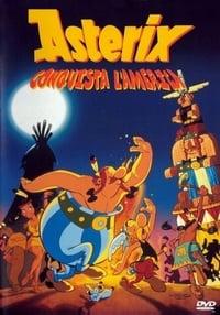 copertina film Asterix+conquista+l%27America 1994