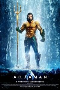 copertina film Aquaman 2018