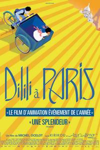 copertina film Dilili+in+Paris 2018