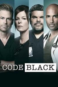 copertina serie tv Code+Black 2015