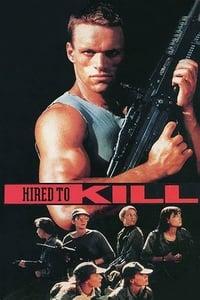 copertina film Hired+to+Kill 1990