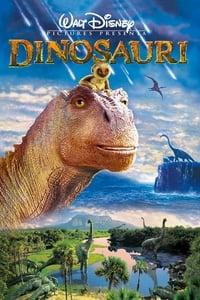 copertina film Dinosauri 2000
