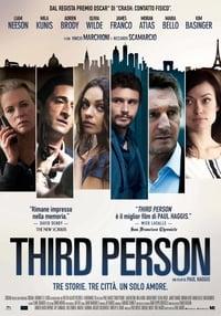 copertina film Third+Person 2013