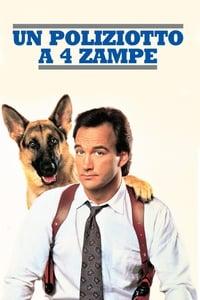 copertina film Un+poliziotto+a+4+zampe 1989