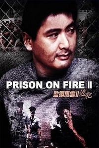 copertina film Prison+On+Fire+II 1991