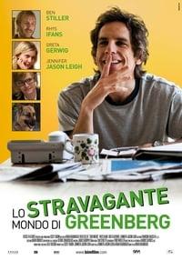 copertina film Lo+stravagante+mondo+di+Greenberg 2010