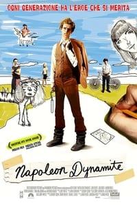 copertina film Napoleon+Dynamite 2004