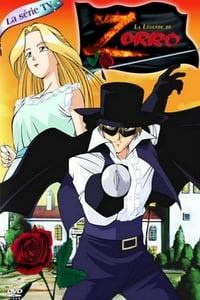copertina serie tv La+leggenda+di+Zorro 1996