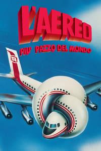 copertina film L%27aereo+pi%C3%B9+pazzo+del+mondo 1980