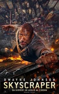 copertina film Skyscraper 2018