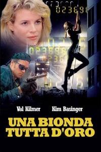 copertina film Una+bionda+tutta+d%27oro 1993