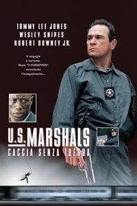 copertina film U.S.+Marshals+-+Caccia+senza+tregua 1998
