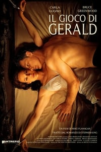 copertina film Il+gioco+di+Gerald 2017