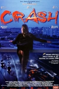 copertina film Crash 1996