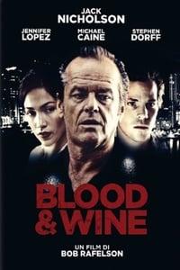 copertina film Blood+%26+Wine 1996