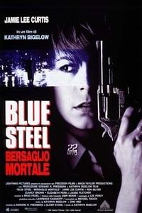 copertina film Blue+Steel+-+Bersaglio+mortale 1990