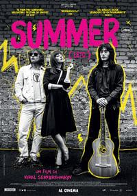 copertina film Summer 2018