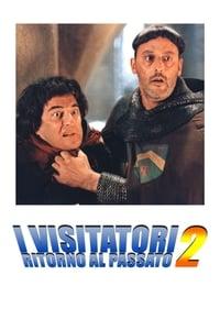 copertina film I+visitatori+2%3A+ritorno+al+passato 1998