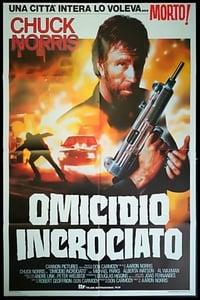 copertina film Omicidio+incrociato 1991