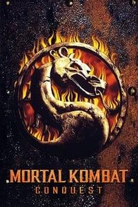 copertina serie tv Mortal+Kombat%3A+Conquest 1998