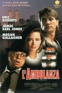 copertina film L%27ambulanza 1990