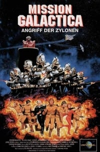 Mission Galactica: The Cylon Attack (1979)