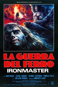 copertina film La+guerra+del+ferro+-+Ironmaster 1983