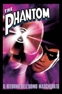 copertina film The+Phantom 1996