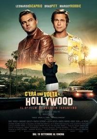 copertina film C%E2%80%99era+una+volta+a...+Hollywood 2019