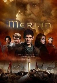 copertina serie tv Merlin 2008
