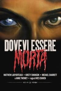 copertina film Dovevi+essere+morta 1986