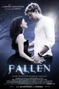 copertina film Fallen 2016