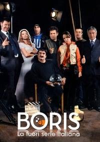 copertina serie tv Boris 2007