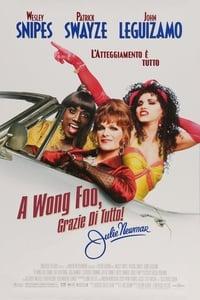 copertina film A+Wong+Foo%2C+grazie+di+tutto%21+Julie+Newmar 1995
