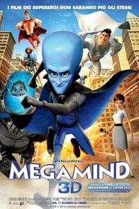 copertina film Megamind 2010