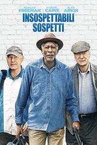 copertina film Insospettabili+sospetti 2017