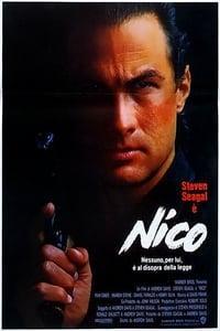 copertina film Nico 1988