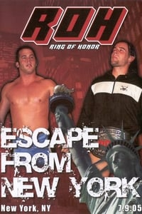ROH Escape from New York