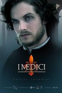 copertina serie tv I+Medici 2016