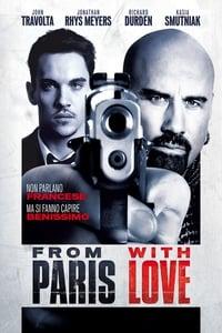 copertina film From+Paris+with+love 2010