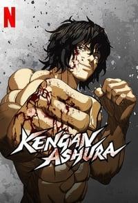 copertina serie tv Kengan+Ashura 2019