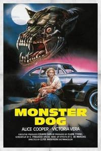 copertina film Monster+dog+-+Il+signore+dei+cani 1988