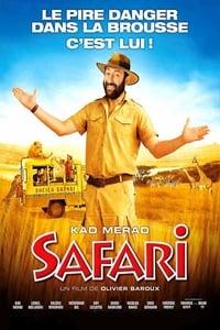 copertina film Safari 2009