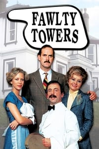 copertina serie tv Fawlty+Towers 1975