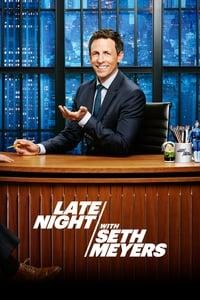 copertina serie tv Late+Night+with+Seth+Meyers 2014