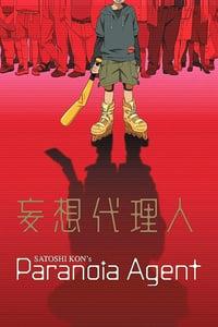 copertina serie tv Paranoia+Agent 2004
